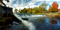 Natick Grove Park Fish Ladder and Dam